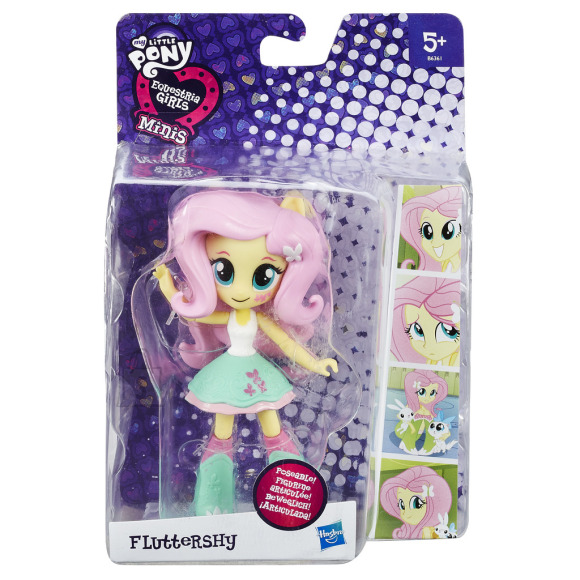 My Little Pony mini ponitüdruk