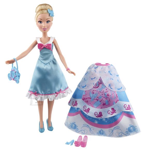 Disney printsess koos lisakleidiga