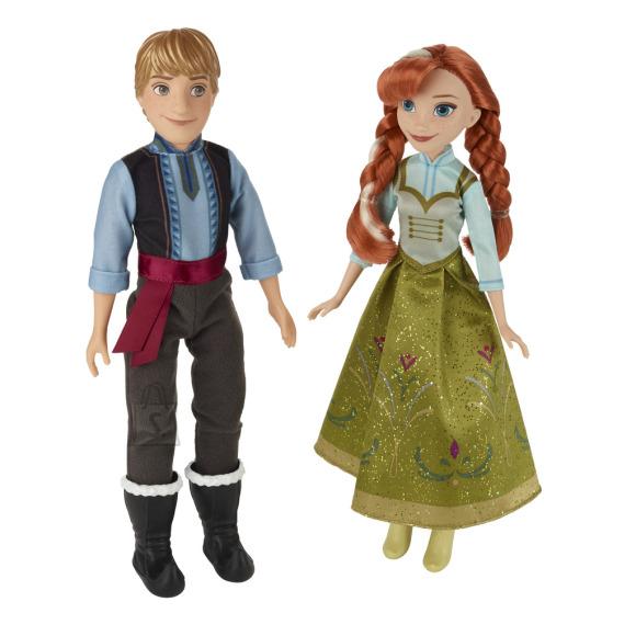 Frozen nukukomplekt Anna ja Kristoff