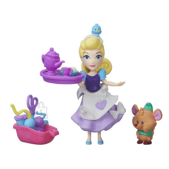 Disney printsessi mini nukk sõbraga