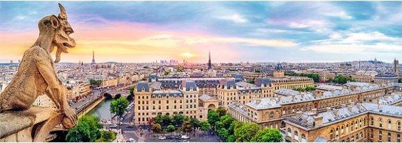 Trefl panoraampusle Notre Dame 1000 tk