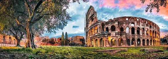 Trefl panoraampusle Colosseum koidikul 1000 tk