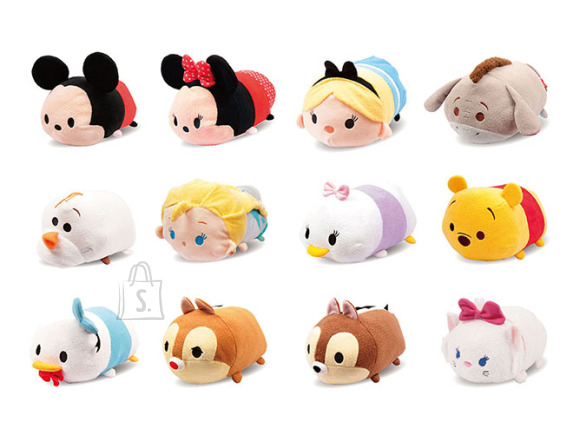 Zuru Disney Tsum Tsum mänguasi suur-pehme, valgusega
