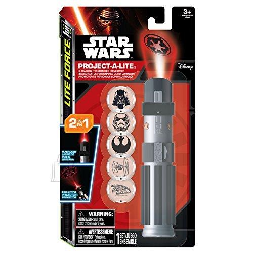 Taskulamp/projektor Star Wars