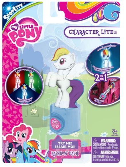 My Little Pony valgusega kuju
