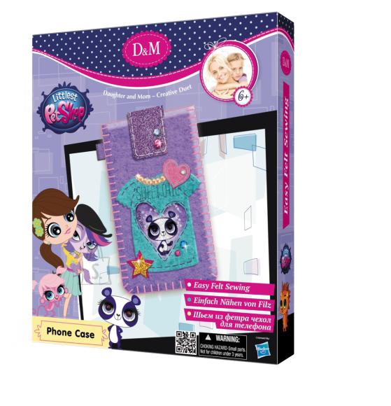 Littlest Pet Shop Revontuli nutitelefoni hoidja Penny!