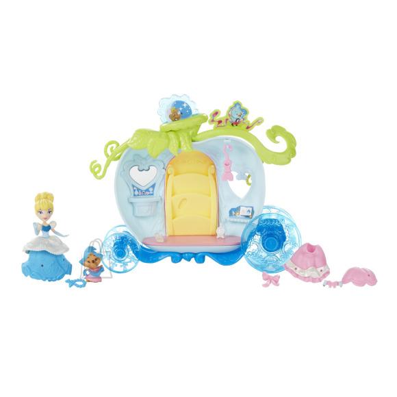 Disney Hasbro DISNEY PRINCESS Mininuku mängukomplekt