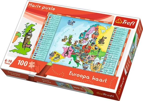Trefl hariduspusle Eur EST 100tk