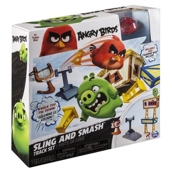 Angry Birds raja komplekt Spin Master