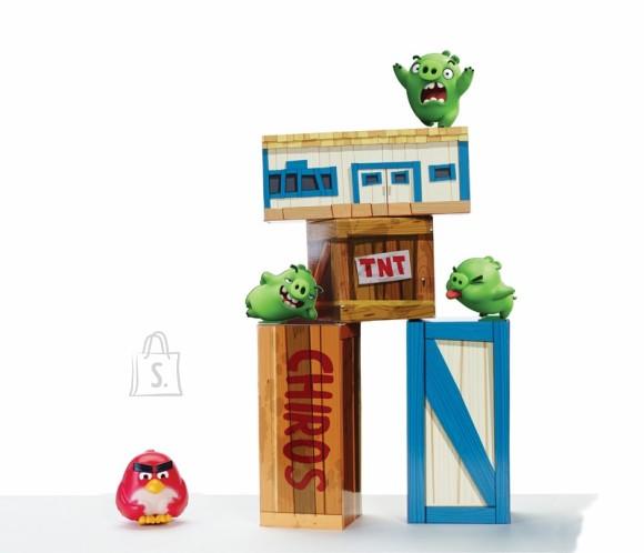 Angry Birds palliga mängukomplekt