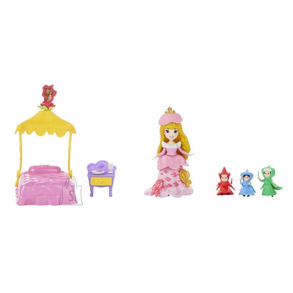 Disney HASBRO Princess mininuku sisustuskomplekt