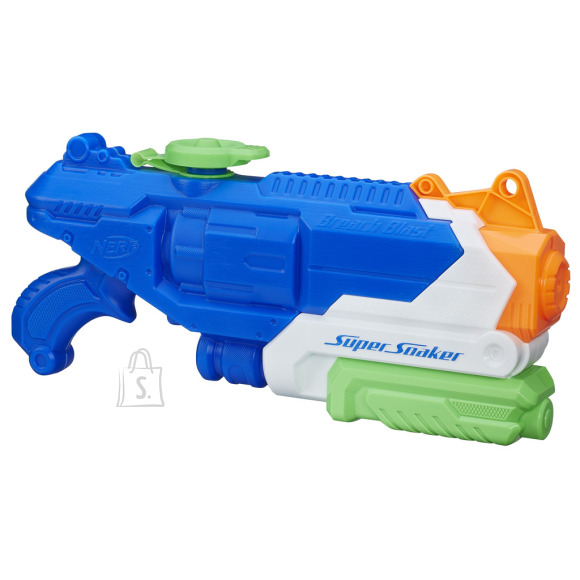 Nerf Super Soaker Breach veepüstol