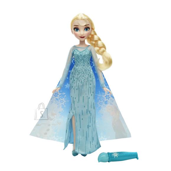 Frozen HASBRO värvimuutev Frozen nukk