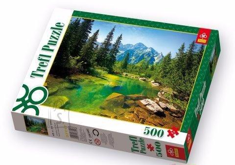 Trefl pusle Tatra mäed 500 tk