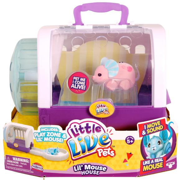 Little Live Pets hiir majaga