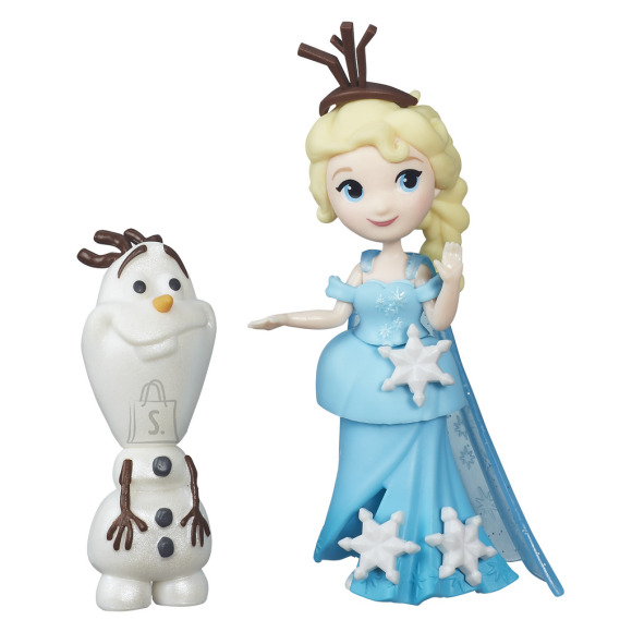 Frozen mini nukud sõbraga