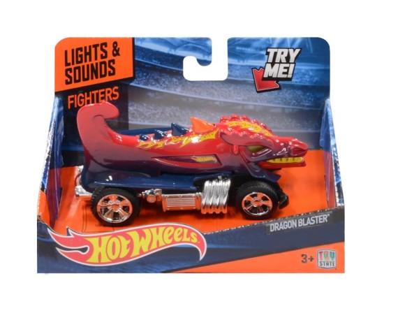 Hot Wheels mini sõiduk Toy State Hot Wheels