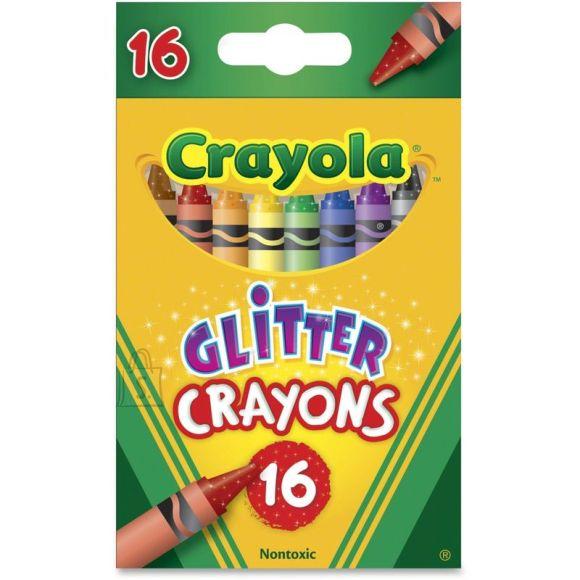 Crayola sädelevad rasvakriidid