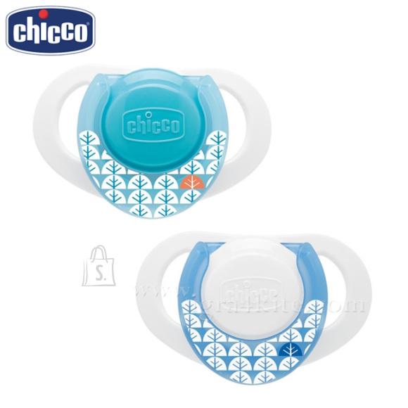 Chicco Physio lateksist lutt 2tk 0-6k, sinine