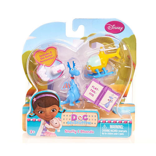 Disney Just Play Doc McStuffins kaks kuju