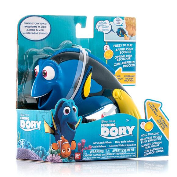 Disney Dory hääle moonutaja