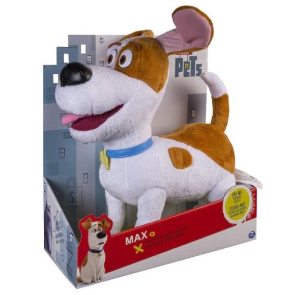 Secret Life of Pets Delux rääkiv loomake