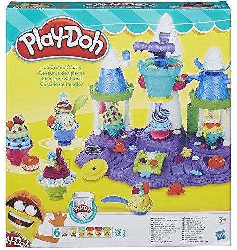 Play Doh voolimiskomplekt Jäätise valmistaja
