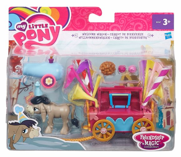 My Little Pony mini poni mängukomplekt