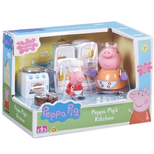 Peppa Pig köögikomplekt