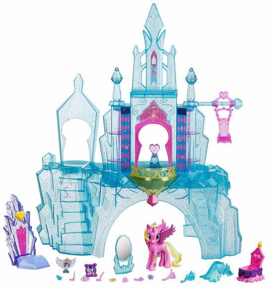 My Little Pony mängukomplekt Crystal Empire kindlus