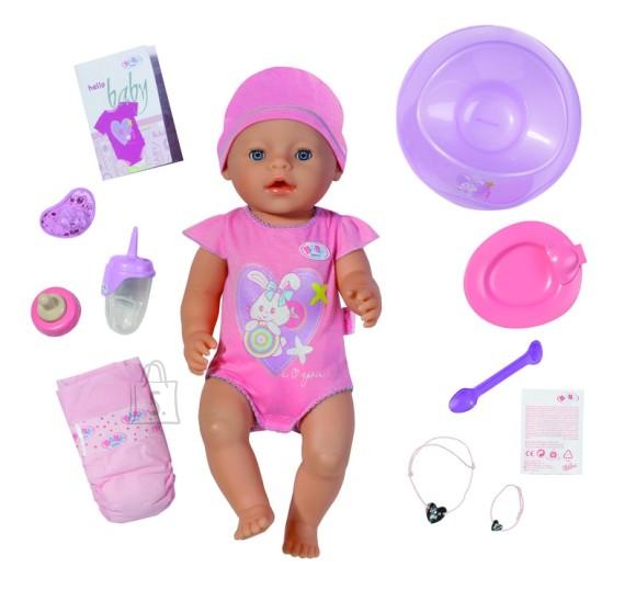 Baby Born interaktiivne nukk tüdruk 43 cm