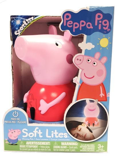 Tech4Kids öölamp Peppa