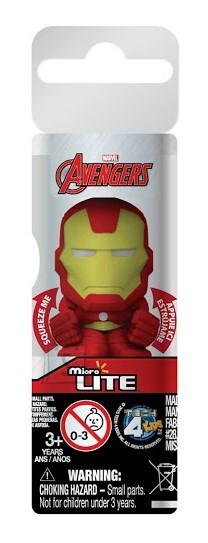 LED mikrolamp Avengers