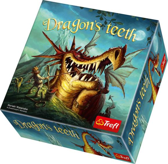Trefl lauamäng Draakoni hambad