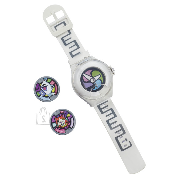 Hasbro Yo-Kai  käekell + 2 medalit