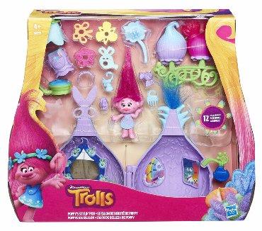Hasbro mängukomplekt Trollide ilusalong
