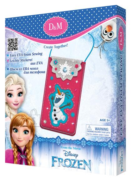 Frozen nutitelefoni hoidja valmistamise komplekt