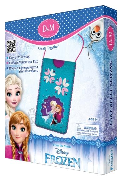 Frozen nutitelefoni hoidja valmistamise komplekt Elsa & Anna