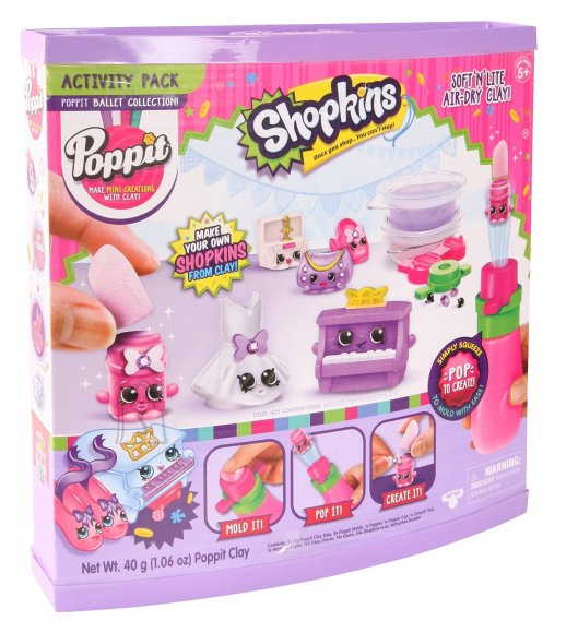 Poppit Shopkinsikomplekt