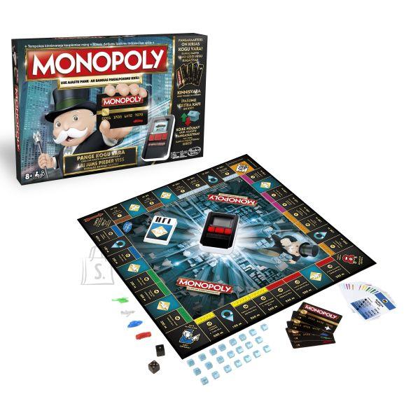 Monopoly lauamäng elektroonilise pangaga RUS