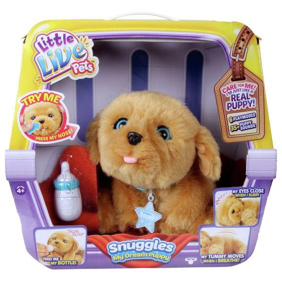 Little Live Pets interaktiivne kutsikas Snuggles