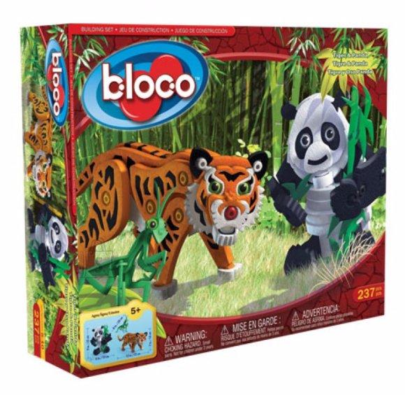 Konstruktor Tiiger ja Panda