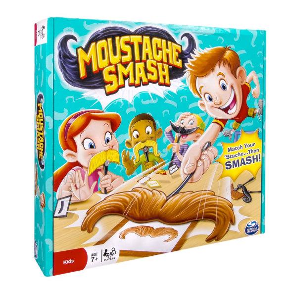Spin Master lauamäng Moustache Smash