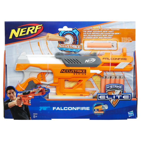 Nerf Accustrike Falconfire mängurelv