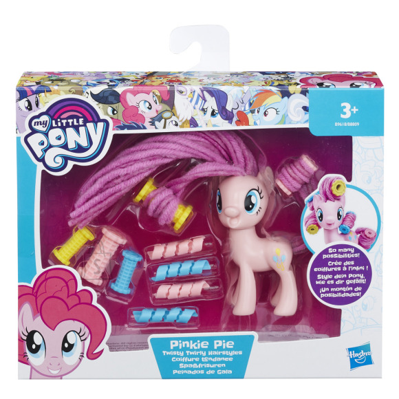 My Little Pony juuksuri komplekt