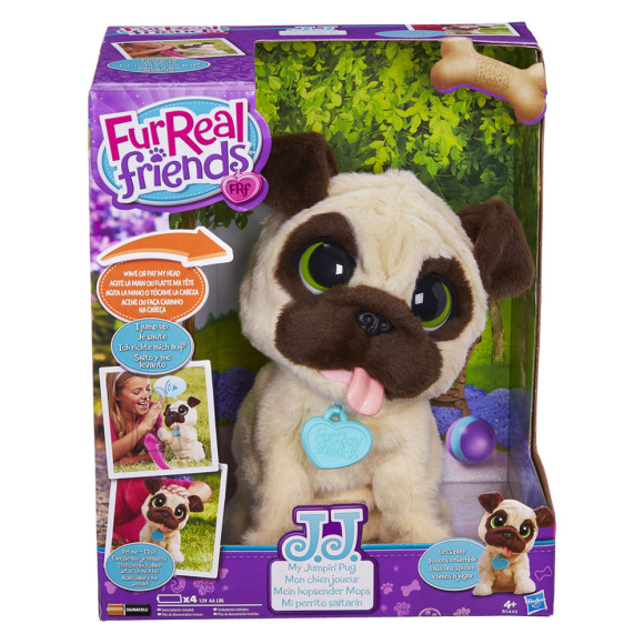 FurReal interaktiivne kutsikas 23 cm
