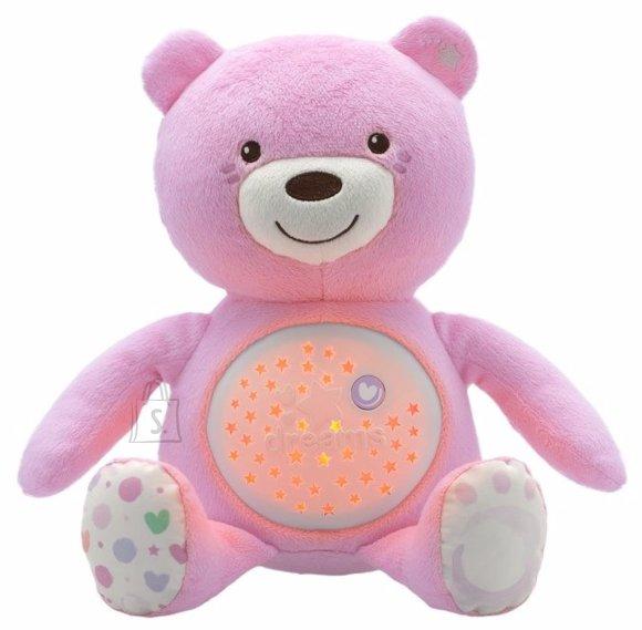 Chicco roosa muusikaline kaisukaru