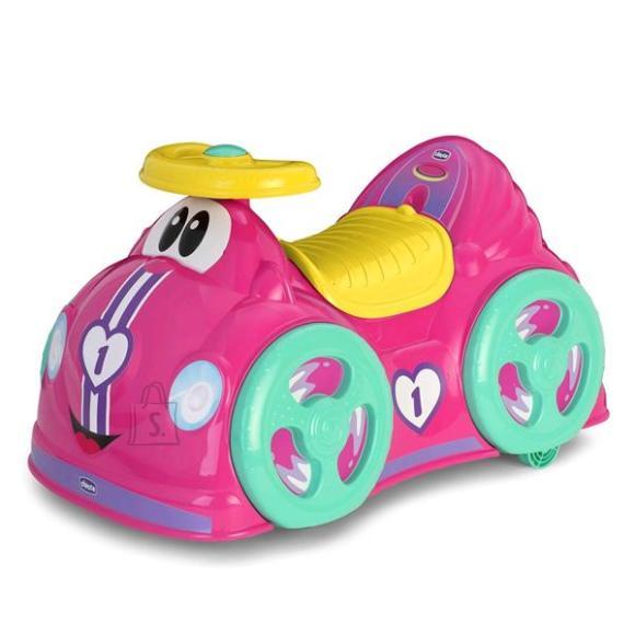Chicco pealeistutav tõukeauto All Around, roosa