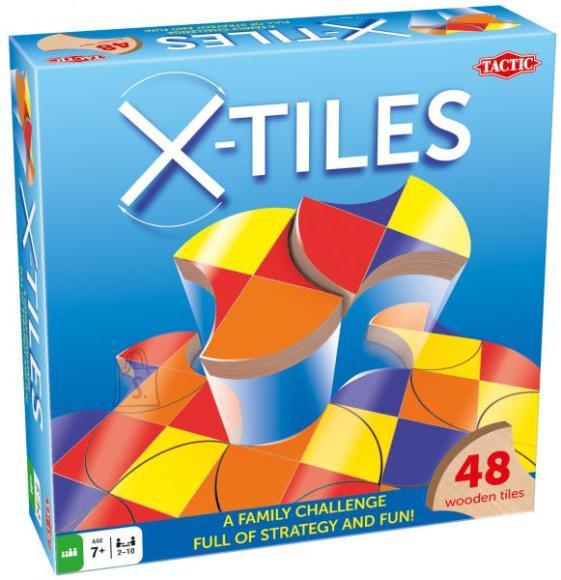 Tactic lauamäng X-Tiles