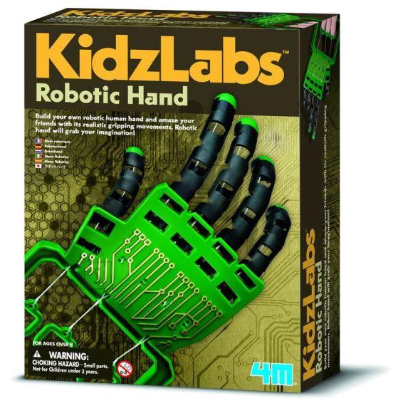 4M Kidz Labs meisterdamise komplekt Robotkäsi